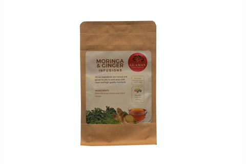 MORINGER & GINGER INFUSIONS