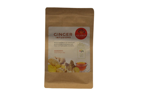 GINGER INFUSIONS