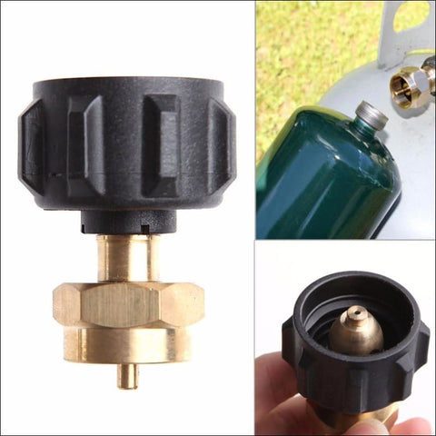 Propane Refill Adapter