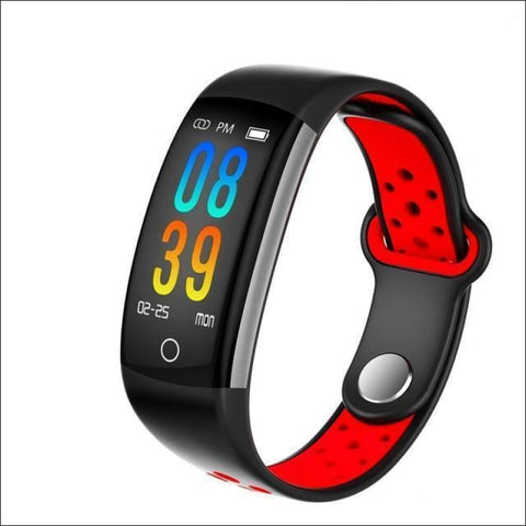 Q6 Smart Fitness Tracker - Red / Buy 1 GET 50% Off - sporting goods