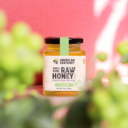 Linden (Basswood) Honey