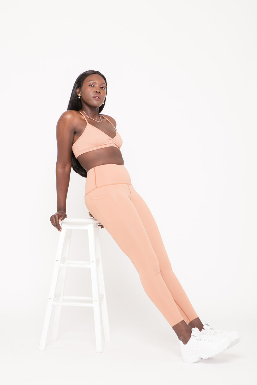 Caro High Rise Leggings