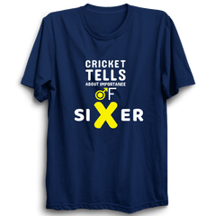 Importance of Sixer half sleeves Tshirt