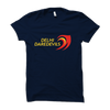 Image of Delhi Daredevils Half Sleeves T-Shirt