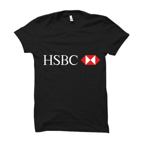 HSBC Half Sleeves T-Shirt