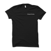 Image of Morgan Stanley Half Round T-Shirt