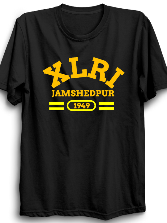 XLRI Half Sleeves T-Shirt