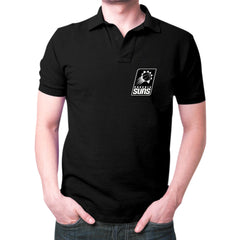Black Phoenix Suns Polo T-shirt