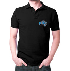 Black Orlando Magic Polo T-shirt