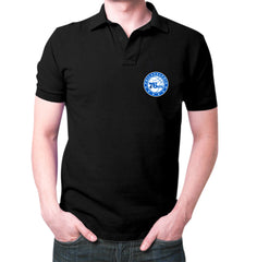 Black Woe Polo-Tshirt