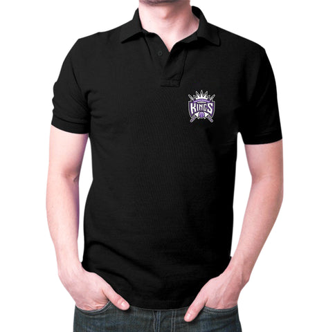 Black Kings Polo T-shirt