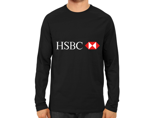 HSBC Full Sleeves T-Shirt