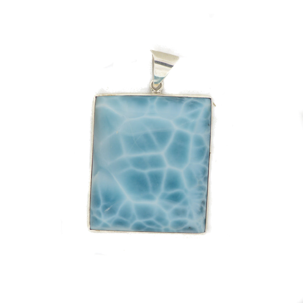 Extra Large AAA Grade Larimar Pendant   30g