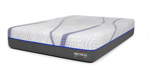 Caress 10 Inch Gel Memory Foam Mattress