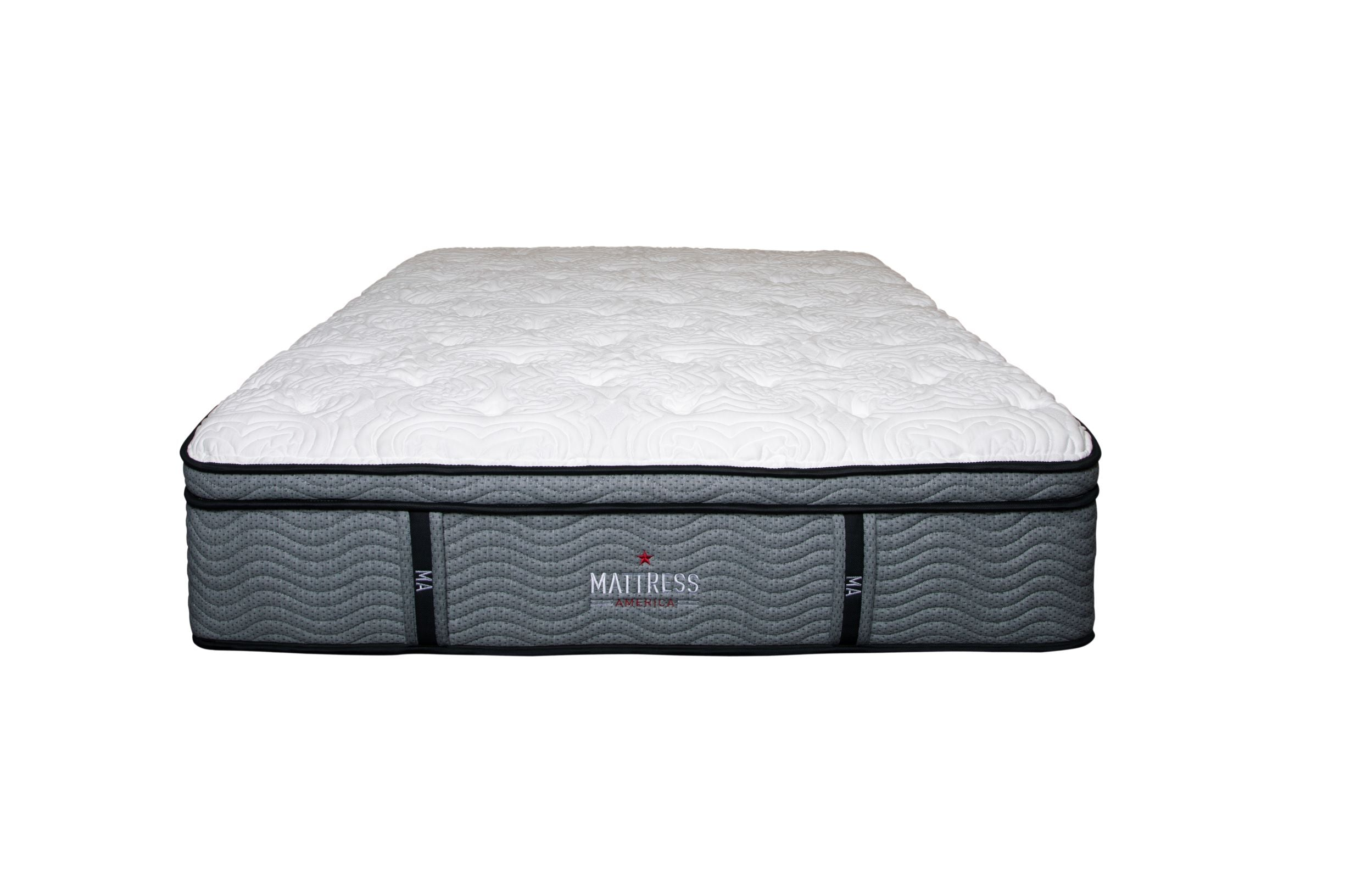 Harmony 14 Inch Pillow Top Latex Mattress