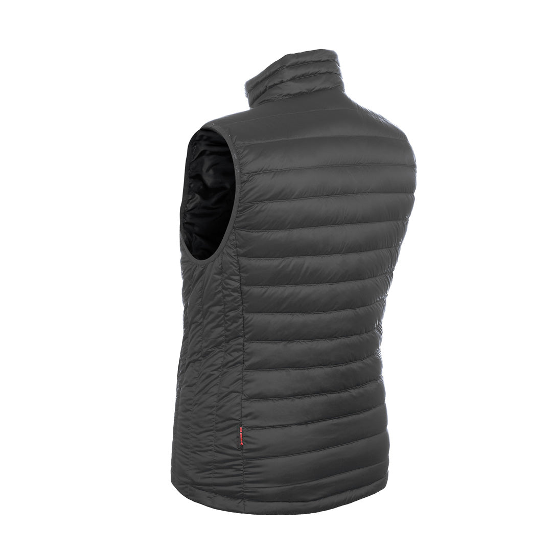 Small, Black MOBILE WARMING Dual Power Womens 12v Heated Vest