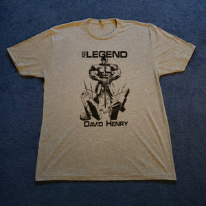 DH OGK Legend short sleeve tee - Grey