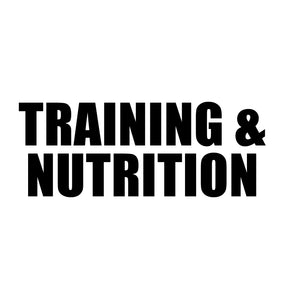 $1500 6 Months Training & Nutrition
