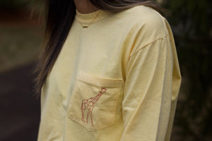 Gentle Petal Long Sleeve