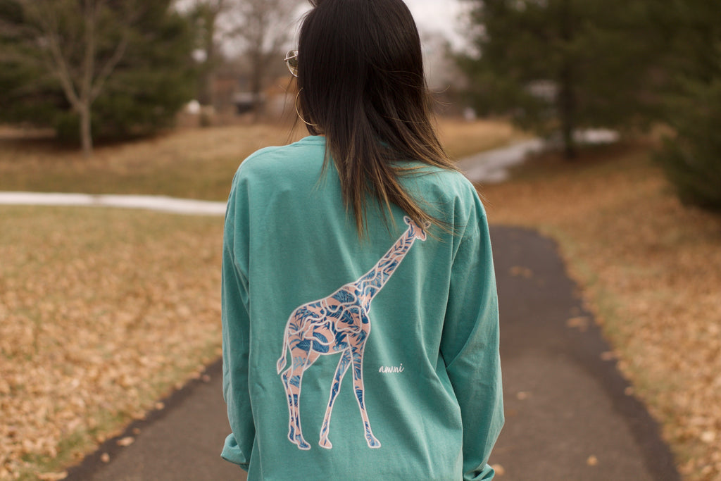 Into The Wild Long Sleeve