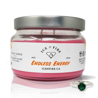 Endless Energy Classic Ring Soy Candle
