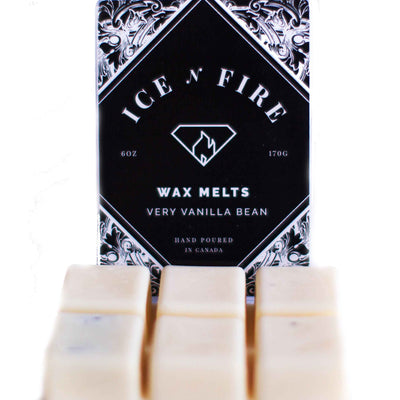 Very Vanilla Bean Sterling Ring Wax Melt
