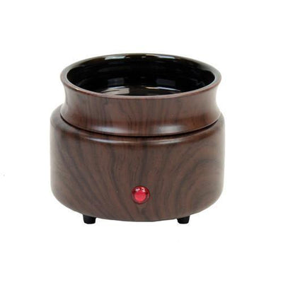 Electric 2 in 1 Ceramic Candle and Tart Warmer-Ceramic Electric Warmers-Ice 'N' Fire