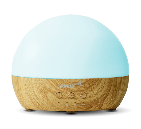 GreenAir Lumiera Aromatherapy Diffuser-Diffusers-Ice 'N' Fire