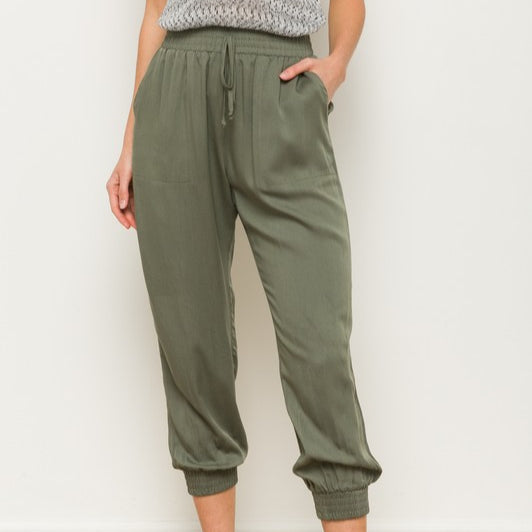 Jogger Pants - 2 colors