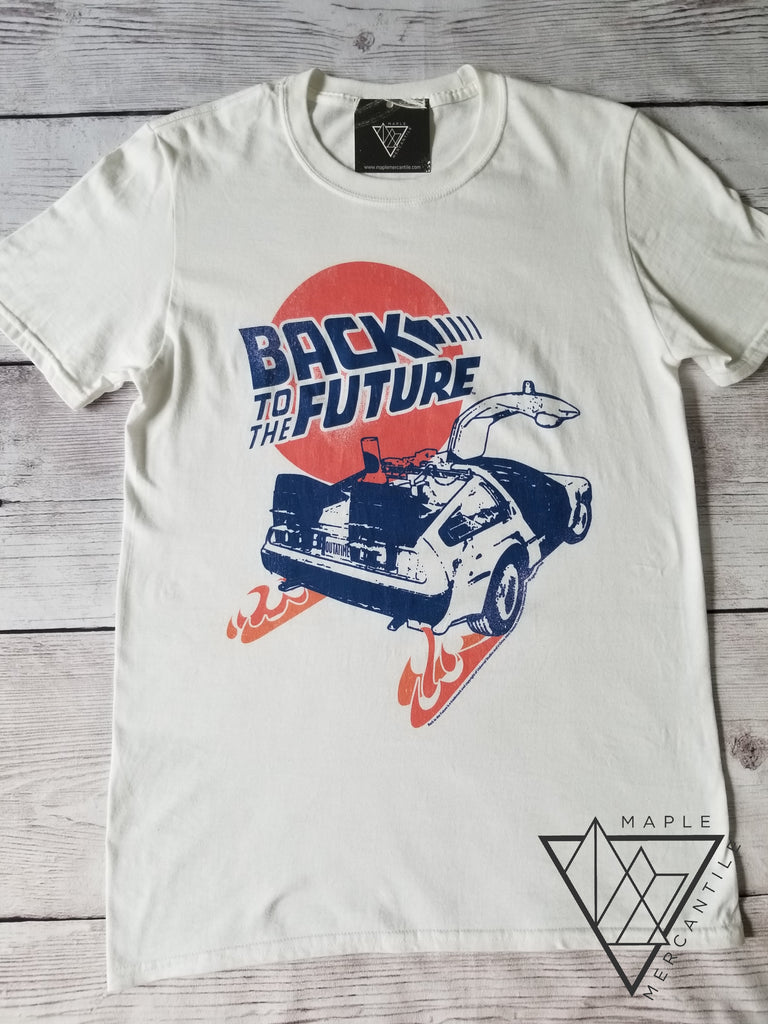 Back to the Future Tee