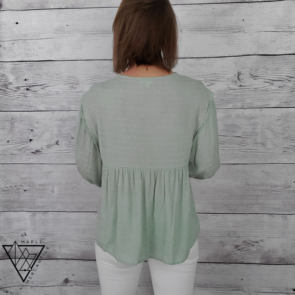 Boho Blouse - 2 colors