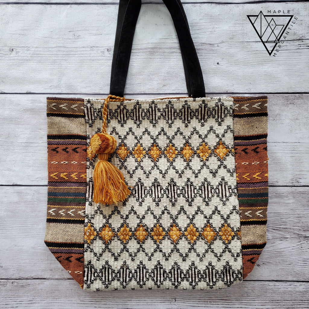 The Big Boho Bag