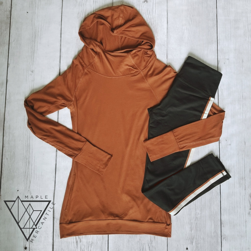 Longline Pocket Hoodie - 3 colors