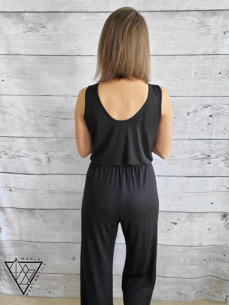 Hang at Home Jumpsuit