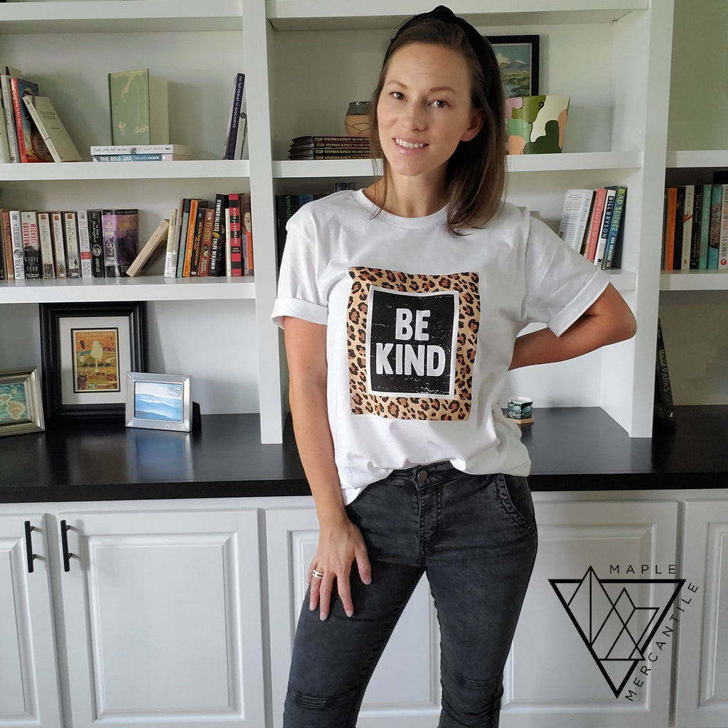 Be Kind Graphic tee - Direct Ship
