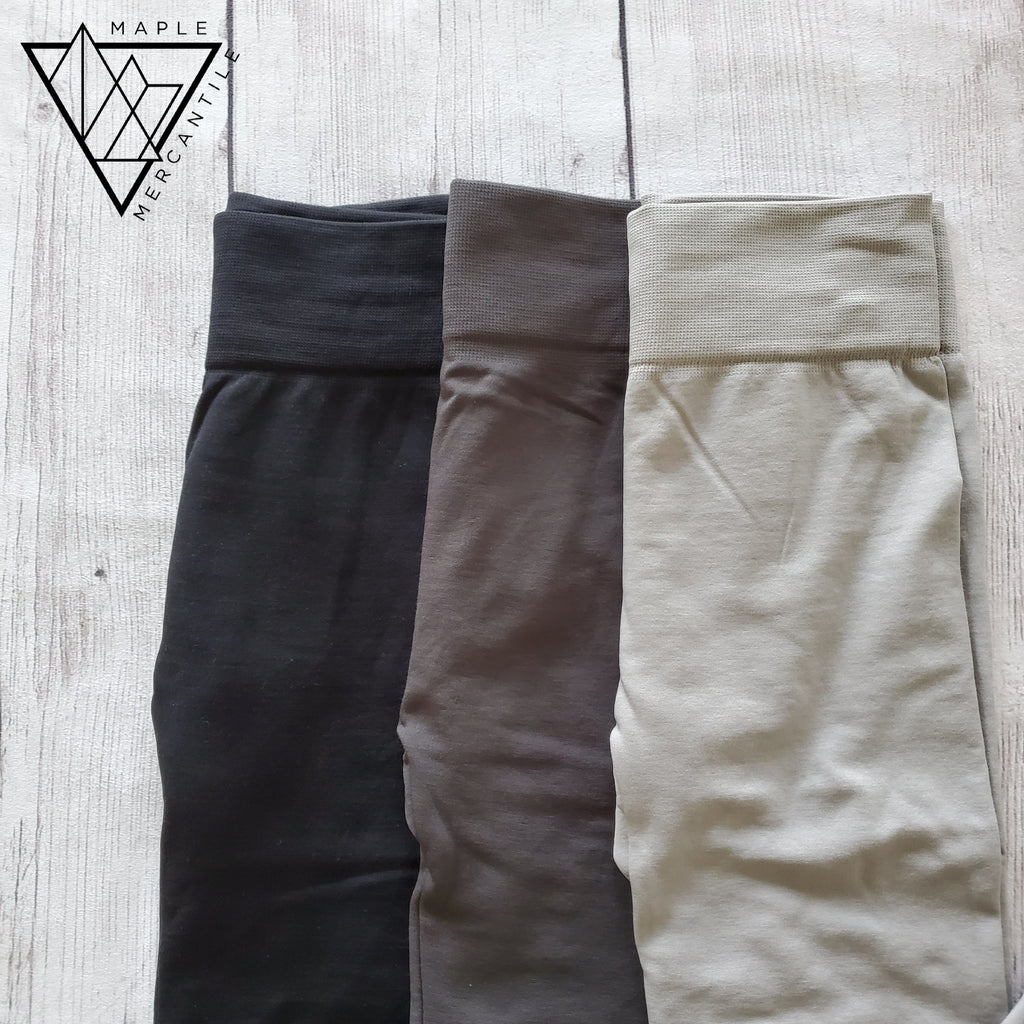 Fleece Leggings Size 0-6