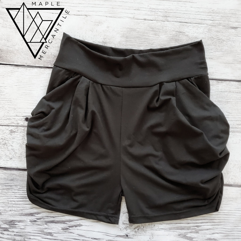 The Lounge Short - Black