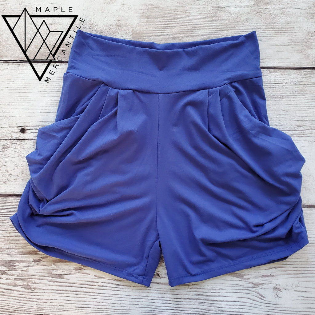 The Lounge Short - Royal Blue