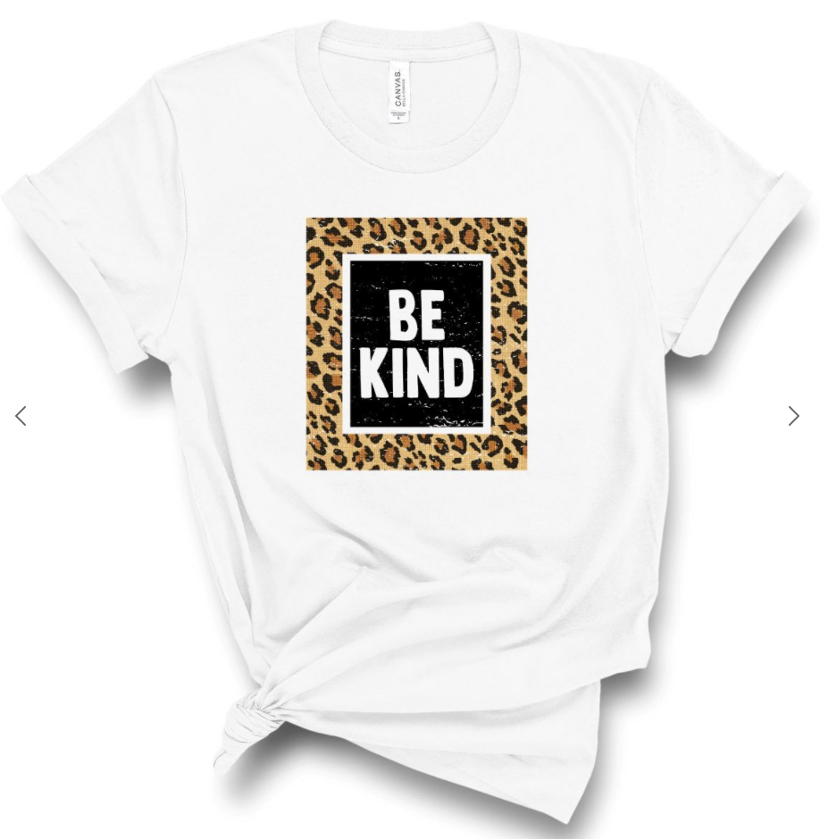 Be Kind Graphic Tee - Pre-Order