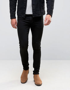 Super Skinny Jeans in Black