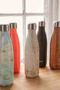 Wood Water Bottle