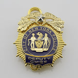 NYPD Badge 1 Star