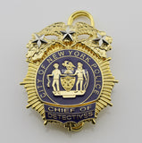 NYPD Badge 3 Star