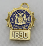 NYPD Badge 1690 1
