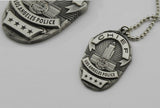 LAPD Police Badge Necklace 4