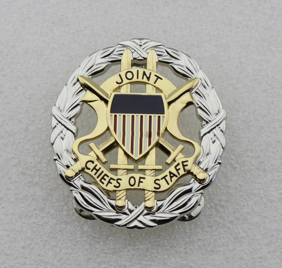 US Chief of Staff Joint Service Identification Badge Replica Movie Props