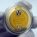 Pittsburgh Police Badge Challenge Coin
