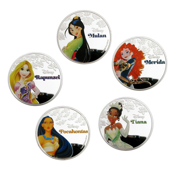 Disney Princess 5 Set