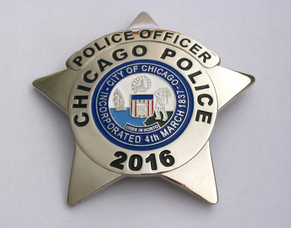 Chicago-Detective-Police-Badge-2016-1