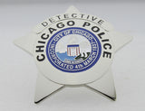 Chicago Detective Police Badge